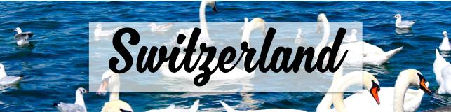 Switzerland Blog Posts