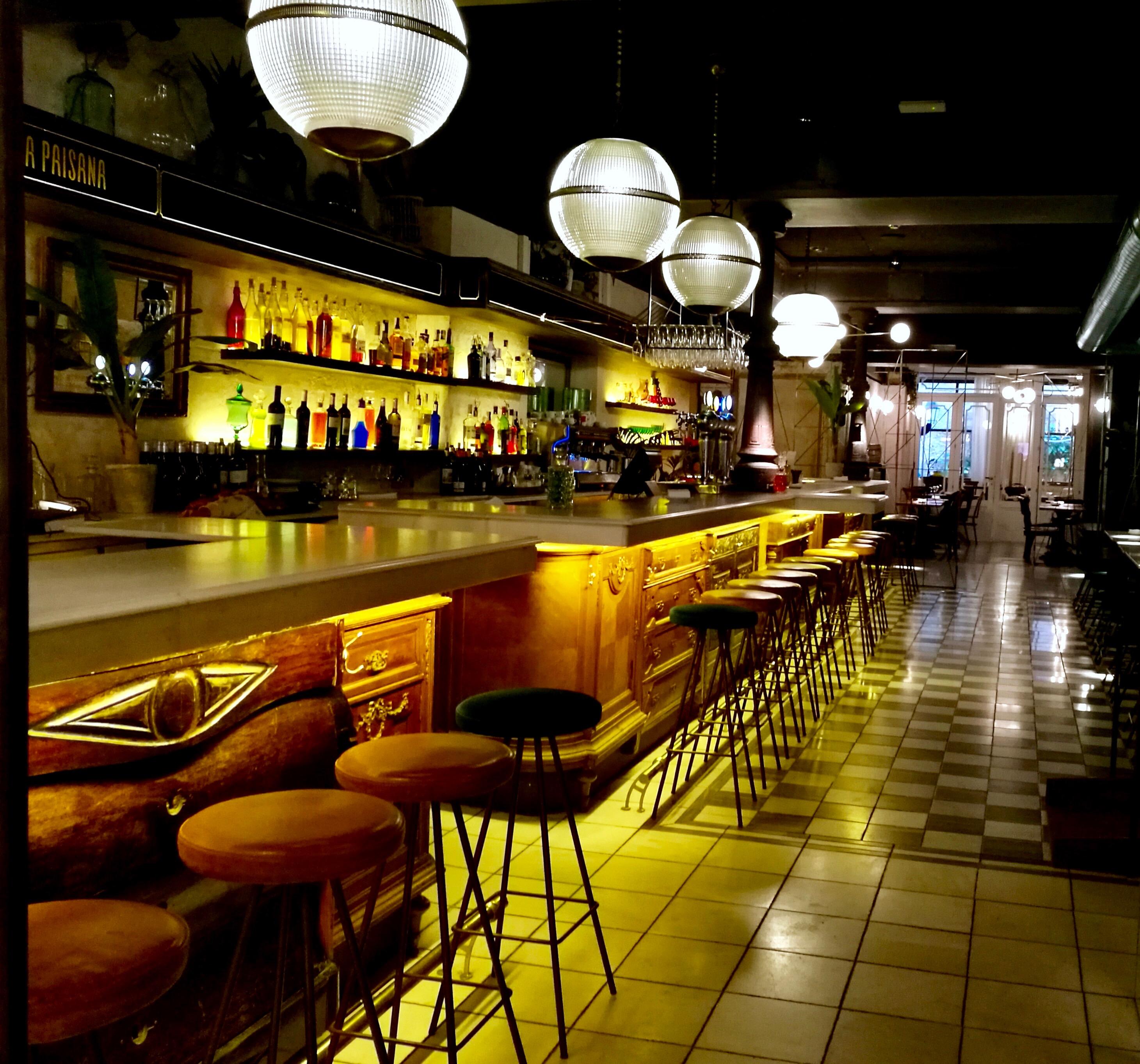 Hostel review casa gracia barcelona heels in my backpack - Casa gracia restaurante barcelona ...